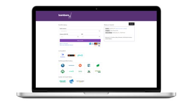 Bambora Payformscreen Fixed